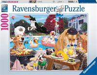 Ravensburger Dag van de Hond Puzzel (1000 stukjes)