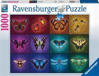 Ravensburger Gevleugelde Dieren Puzzel (1000 stukjes)