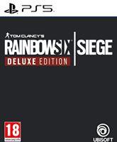 Ubisoft Rainbow Six Siege Deluxe Year 6
