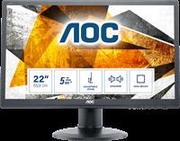 AOC 60 Series E2260PQ/BK