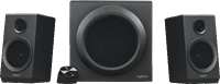 Logitech Z333-speakersysteem met subwoofer