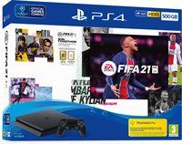 Sony PlayStation 4 Slim + FIFA 21