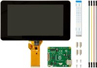 """Diverse Raspberry Pi 7"""" Touch Screen LCD"""