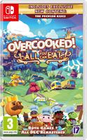 Koch Media Overcooked All You Can Eat Edition UK/FR Switch