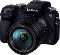 Panasonic Lumix DMC-G7H + G VARIO 14-140mm