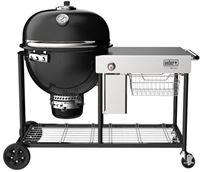 Weber Summit Kamado Center Houtskool barbecue
