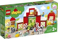 lego DUPLO Schuur, Tractor & Boerderijdieren Verzorgen