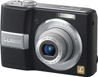Panasonic Lumix DMC-LS80 zwart