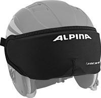 Alpina Visor Cover Ski Helmet, black