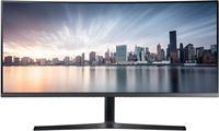 Samsung Ultra QHD Curved Monitor 34 inch LC34H890WJU