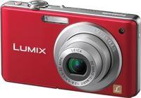 Panasonic Lumix DMC-FS6 rood