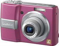 Panasonic Lumix DMC-LS80 roze