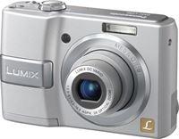 Panasonic Lumix DMC-LS80 zilver