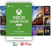 Microsoft Xbox Game Pass voor PC