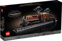 lego Creator 10277 Krokodil Locomotief