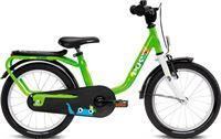 """Puky Steel 16 Bicycle 16"""""""" Kids, kiwi/white"""