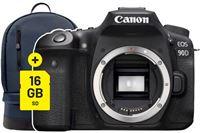 Canon EOS 90D Body Starter Kit