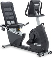 Spirit Fitness Home XBR25 Recumbent Bike - Ligfiets - Gratis trainingsschema