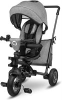 Lionelo Driewieler - Tricycle 2 in 1 Tris - Stone Grey