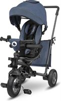 Lionelo Driewieler - Tricycle 2 in 1 Tris - Jeans