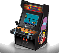 My Arcade Micro Player - Rolling Thunder