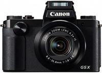 Canon Powershot G5X + DCC-1850 originele leren case