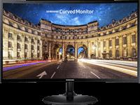 Samsung Curved Full HD Monitor 24 inch CF390
