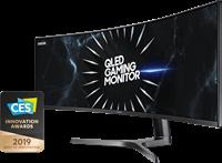 Samsung QLED Gaming Monitor 49 inch CRG90