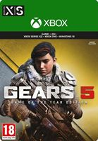 Microsoft Gears of War 5: Game of the Year Edition - Xbox Series X & Xbox One & Windows 10 Download