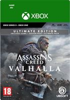 Ubisoft Assassin's Creed Valhalla Ultimate Edition - Xbox Series X/S/Xbox One Download