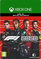 Codemasters F1 2020 - Xbox One + Xbox Series X/S Download