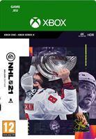 Electronic Arts NHL 21: Deluxe Edition - Xbox One/Xbox Series X/S Download - Niet beschikbaar in België