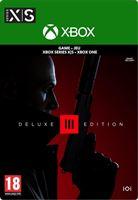 Square Enix Hitman 3: Deluxe Edition - Xbox Series X/Xbox One - Game