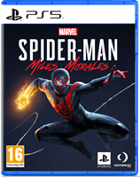 Sony Marvel's Spiderman: Miles Morales UK/FR PS5