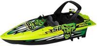 nikko Boot RC Race Boats: Energy Green