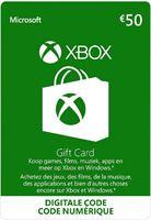 Microsoft 50 Euro Xbox Gift Card