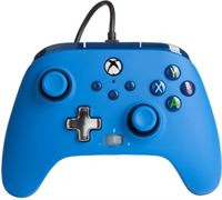 Power A Verbeterde bedraad Ctrl Bold Blue