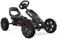 Berg Pedal Go-Kart Reppy Rebel - Black EditieSpeciaal model - beperkte oplage