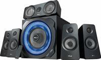 Trust GXT 658 Tytan 5.1 - Surround Gaming Speakerset (PC/PS3/Xbox 360)