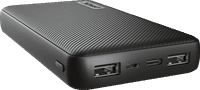 Trust Primo Powerbank Compact - 15.000 mAh - USB-C