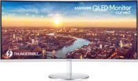 Samsung Curved QLED Monitor CJ791