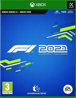 Electronic Arts F1 2021 - Xbox Series X & Xbox One