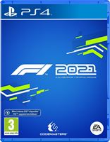 Electronic Arts F1 2021 - PS4