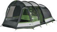 High Peak Bozen 5.0 Tent, light grey/dark grey/green