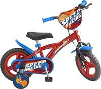 toimsa Speed - Kinderfiets - Mannen - Rood;Blauw - 12