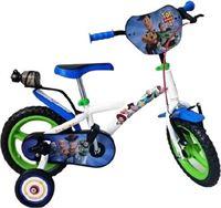 Disney Toy Story 4 - Kinderfiets - Mannen - Wit;Blauw - 12