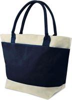 O'Daddy Koeltas / strandtas / picknicktas / lunch tas 2 vakken - 16L - navy - blauw