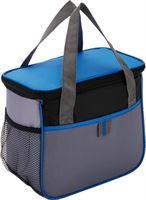 HD Collection koeltas 5,7 liter polyester grijs/blauw