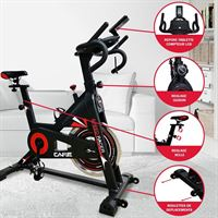 Care Fitness Spin-Bike
