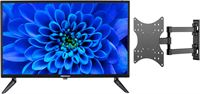 Medion BundelDEAL ! LIFE® E12462 23,6 inch TV & GOOBAY Basic FULLMOTION (D20) Muurbevestiging